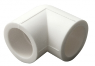 Угол 90° | Полипропиленовые фитинги | Vasen